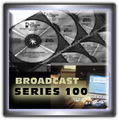 Broadcast Series 100 Music Library
